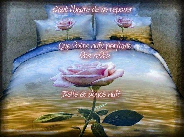 Belle et douce nuit