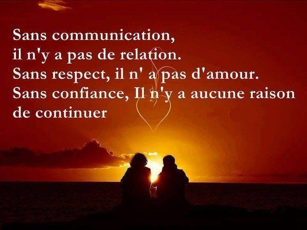 Sans communication