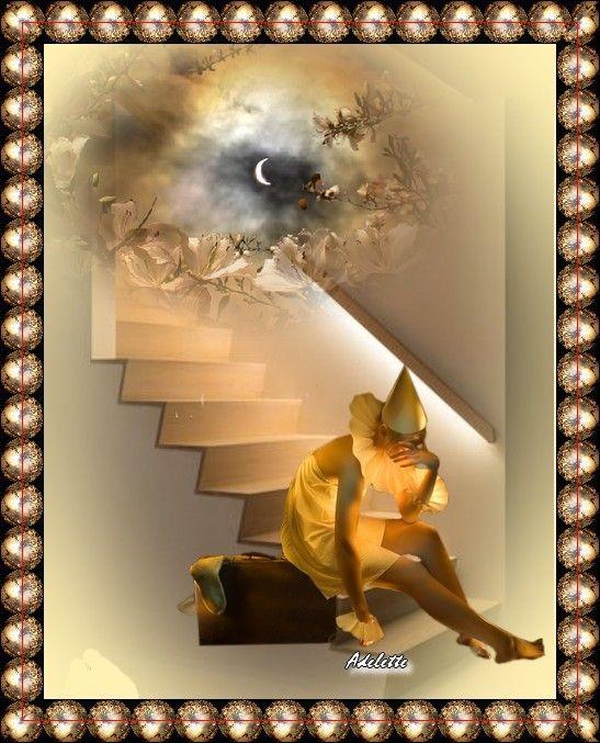 Escalier rêverie