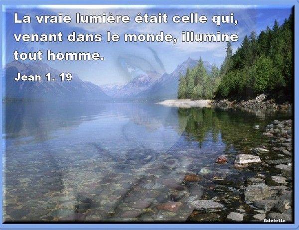 Jean 1, v 19
