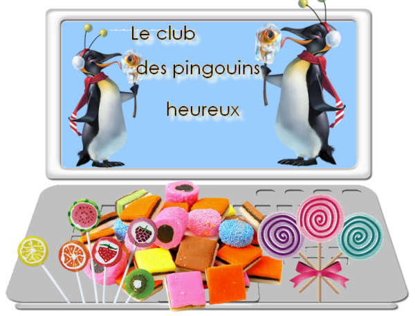 Club des pingouins gourmands !
