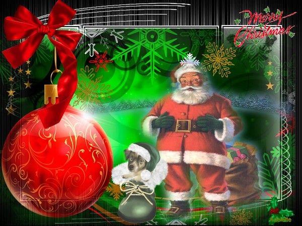 Joyeux Nôel père Noël