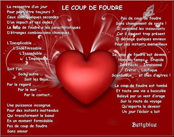 Po me de la saint valentin - Poeme d amour pour la saint valentin ...