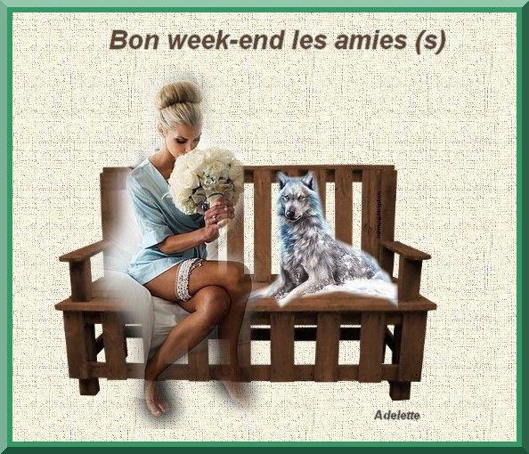 Bon week-end banc