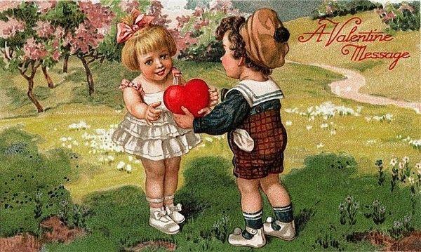Enfants coeurs