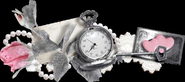 Barre séparation horloge